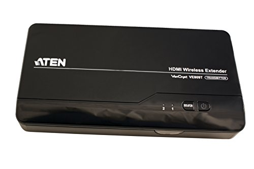 Aten VE809-AT-G Wireless HDMI Switch (30m, Full-HD) - 4