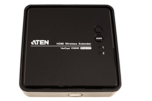 Aten VE809-AT-G Wireless HDMI Switch (30m, Full-HD) - 6